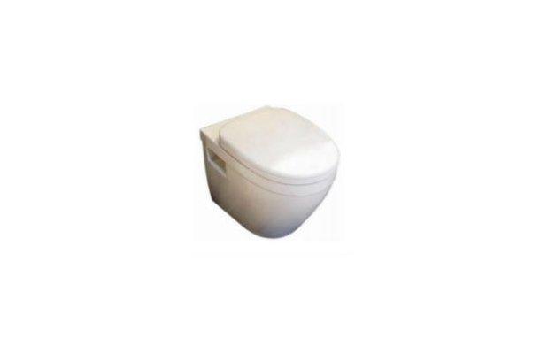 AL Væghængt toilet - SuperClean