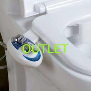 Dusch toiletter OUTLET