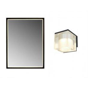 Spejle og lamper