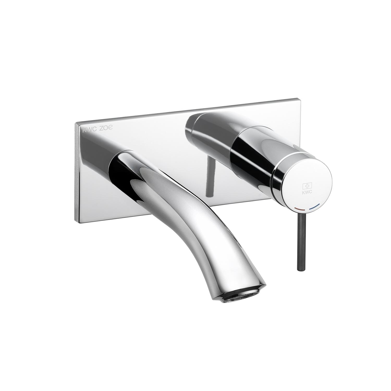 KWC ZOE håndvask armatur til indbygning, køb hos flottebade.dk