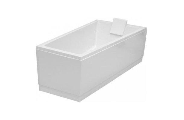 Camilla asymmetrisk badekar 160x90 cm