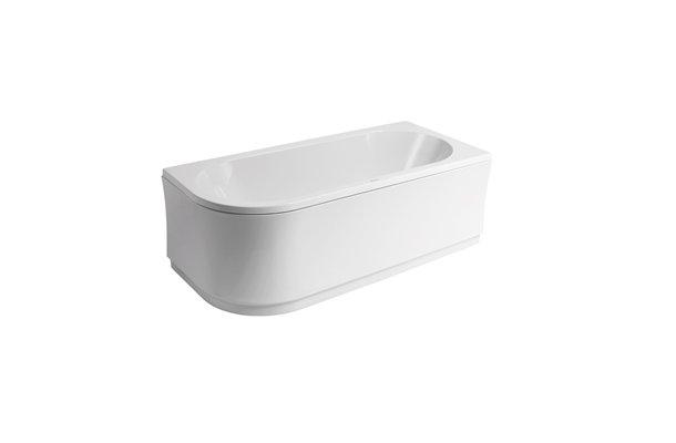 Viva asymmetrisk badekar 175x80x64