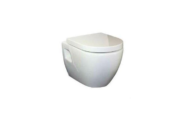 Flush væghængt toilet fra Balneo